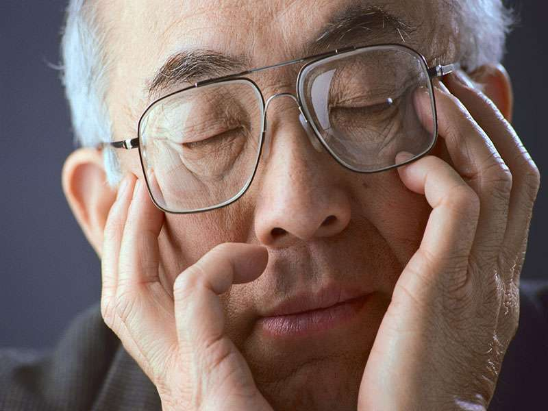 Post-lunch napping tied to better cognition in elderly