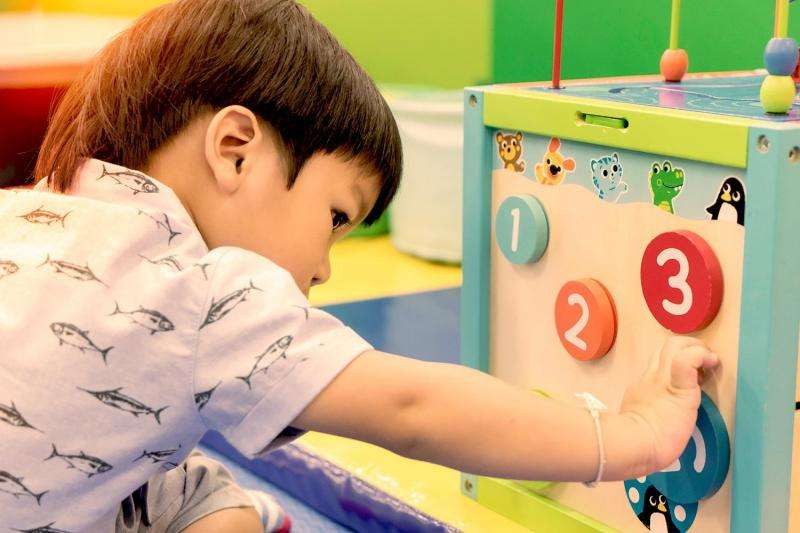 Preschools top home-based care in preparing children for school