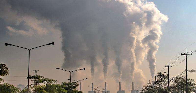 Projections about global emissions cannot accurately factor in economic booms