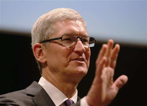 Q&A: A look at the Apple vs US  Justice Dept. court fight