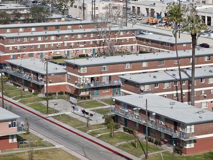 Racial divides decline but still exist in urban America