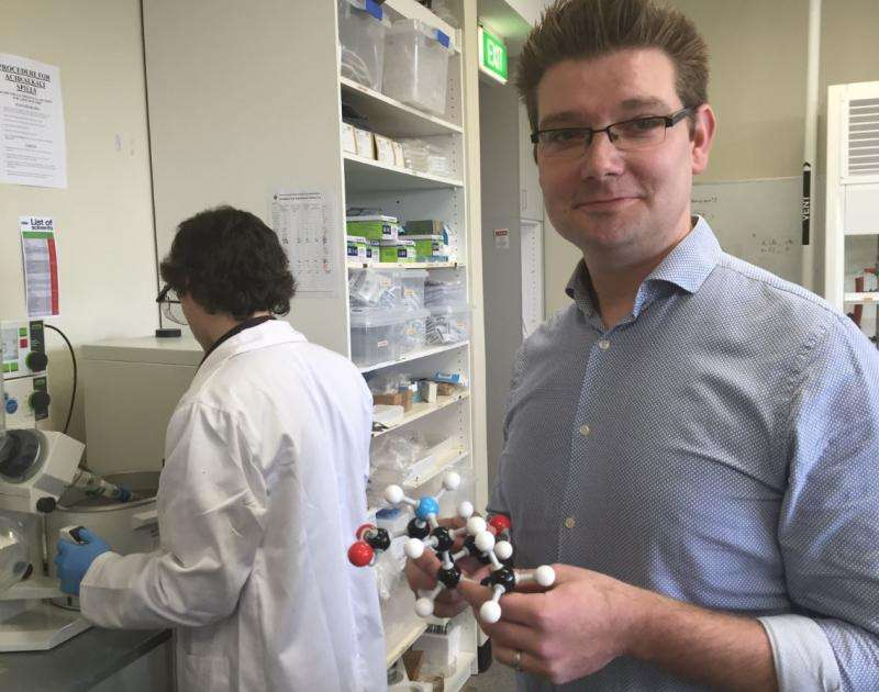 Radical chemistry research makes waves