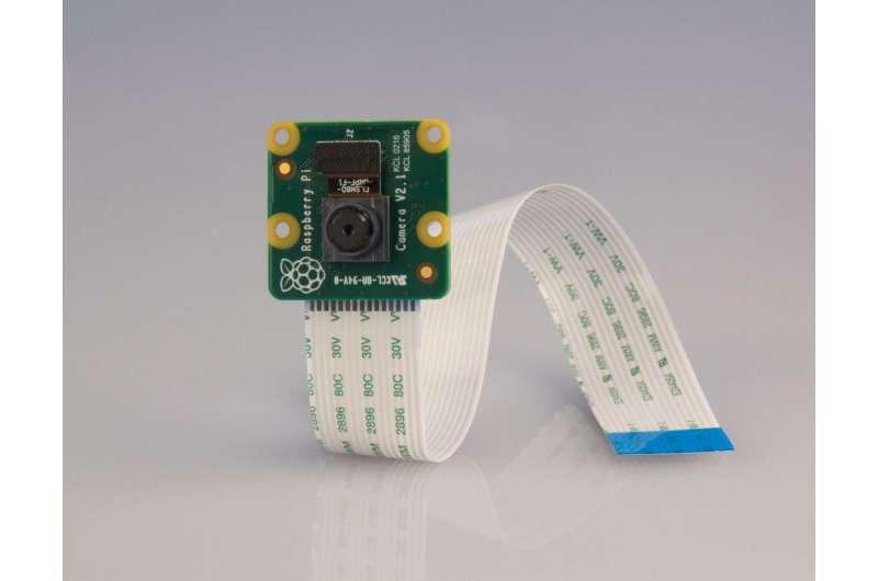 Raspberry Pi reaches for 8MP camera sky