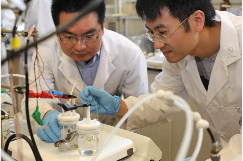 Recycling carbon dioxide: U of T researchers reduce climate-warming CO2 to building blocks for fuels