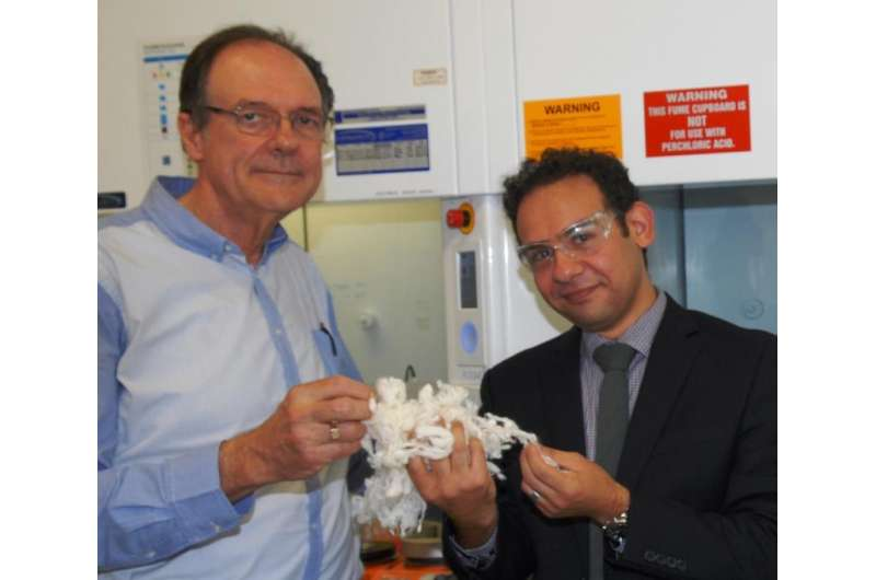 Recycling waste wool a step closer