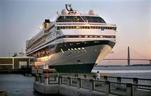 Report: Cruise ship stomach sickness becoming less common