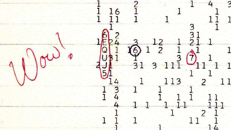 Report suggests famous radio telescope signal was caused by comets