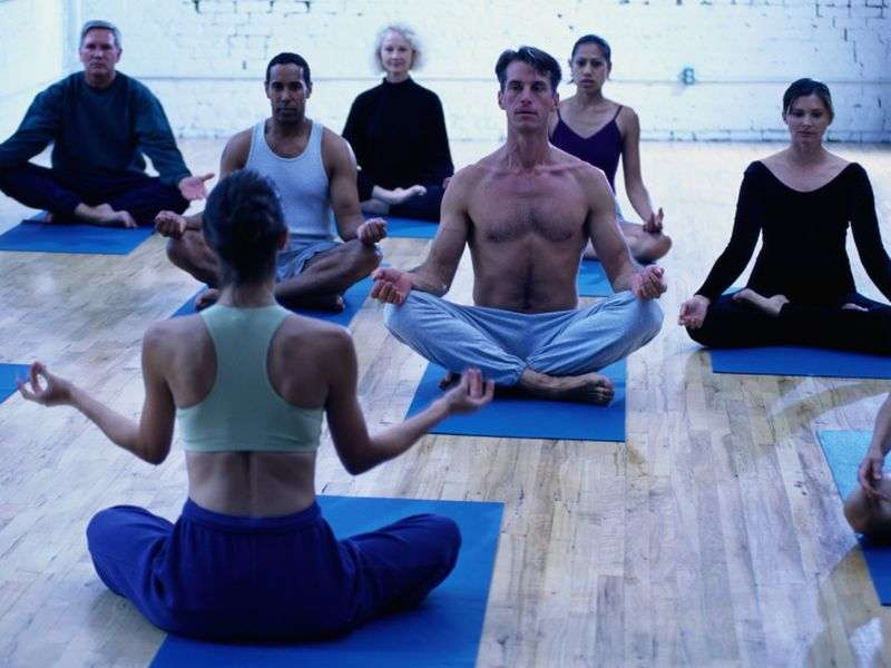 Review: hatha yoga beneficial for reducing anxiety