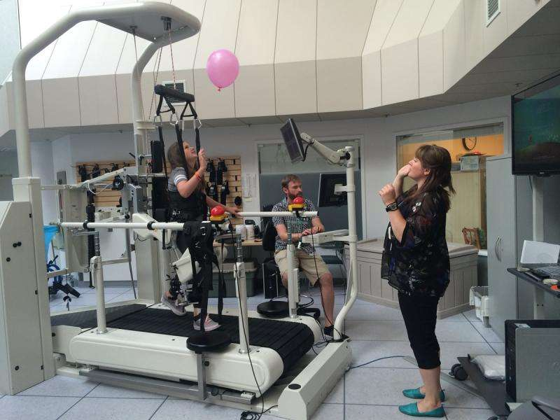 Robotic gait training for kids with CP—it's cool but does it work?
