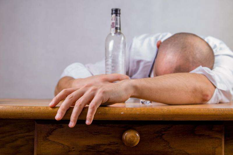 Saliva test to detect GHB and alcohol poisonings