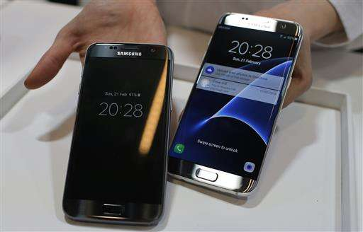 Samsung sells Galaxy S7 phones that aren't tied to carrier
