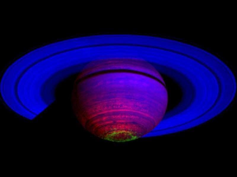 Saturn and Enceladus produce the same amount of plasma