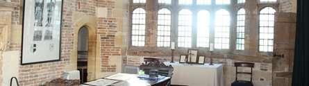 Scans locate historic secret room in walls of Gunpowder plot house