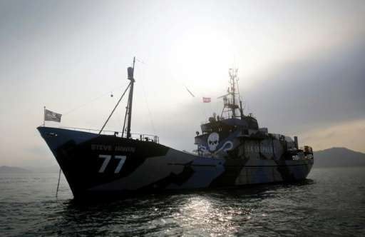 Sea Shepherd's flagship Steve Irwin has departed for Antarctic waters along with a fast new patrol vessel