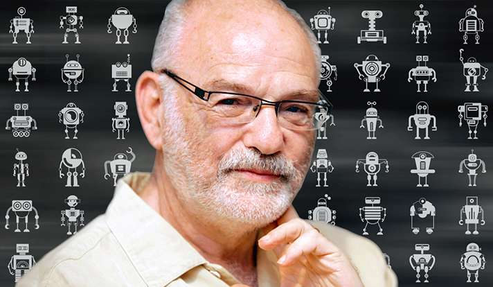 Shaping tomorrow's smart machines—Q&A with bioethicist Wendell Wallach