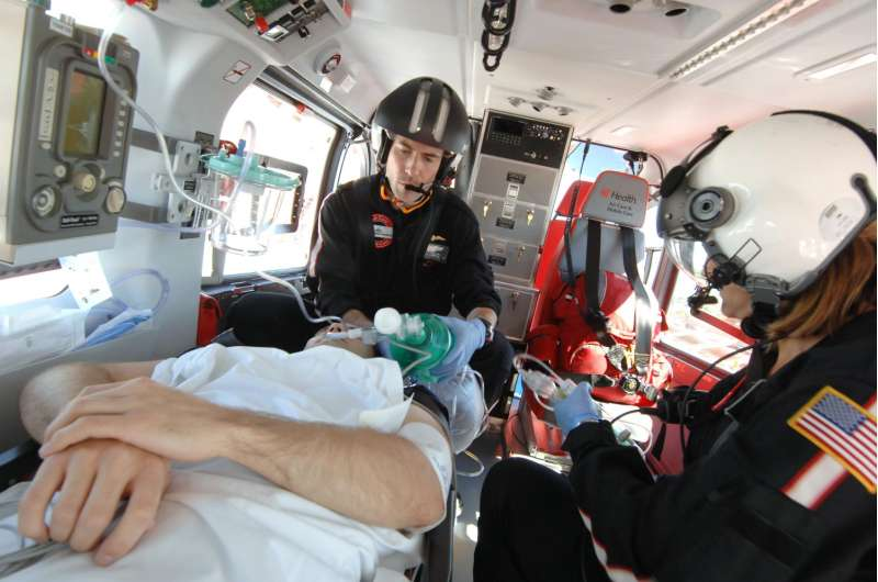 Shorter times to blood transfusion associated with decreased death risk in trauma patients