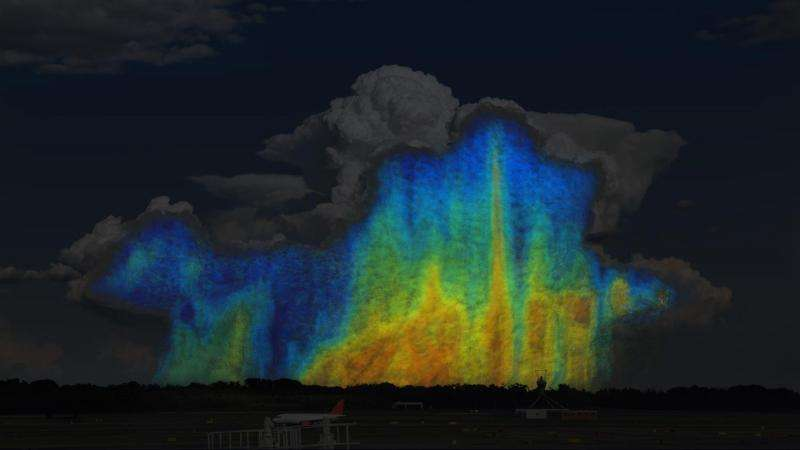 Size matters: NASA measures raindrop sizes from space to understand storms