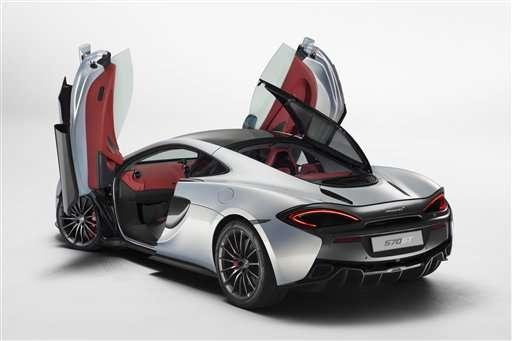 Small SUVs mingle with Bugatti, McLaren supercars in Geneva