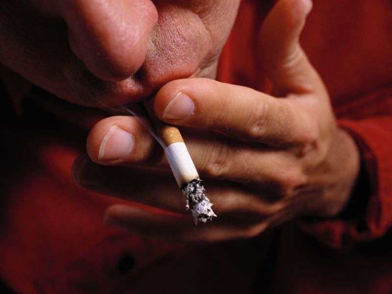 Smoking rates still high in some racial groups, CDC reports