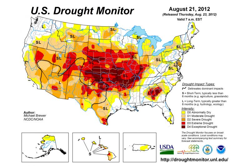 Soil moisture, snowpack data could help predict 'flash droughts'