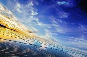 Solar is a rapidly growing energy source