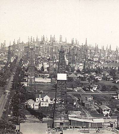 Some Los Angeles earthquakes possibly triggered by oil production in early 20th century