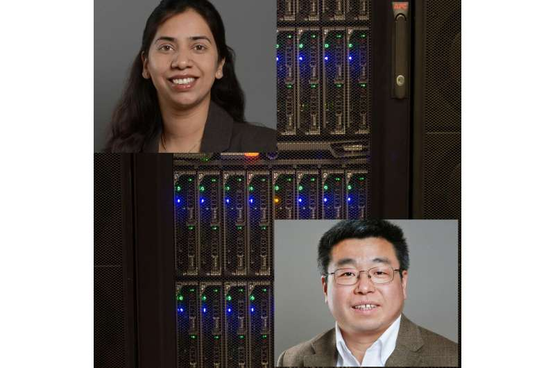 Soybean science blooms with supercomputers