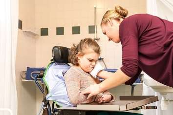 Specialized nursing care needs assessment model developed for pediatric patients with complex conditions
