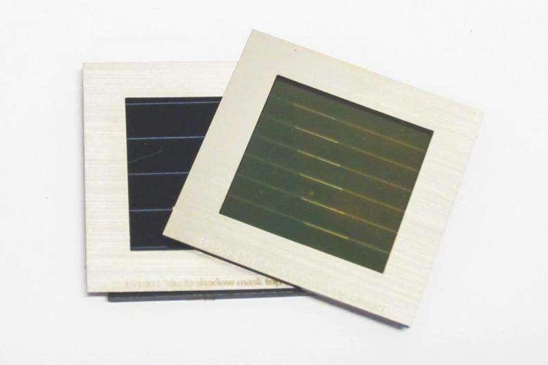 Stacked perovskite/CIGS solar module achieves unprecedented efficiency at 17.8 percent