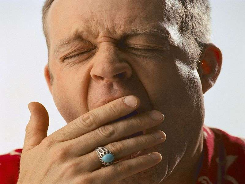 Still tired after getting your zzz's? you might have sleep apnea