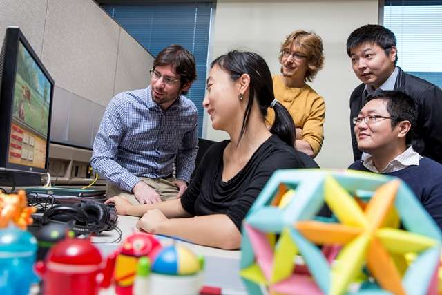 Story time: ONR researchers create 'human user manual' for robots