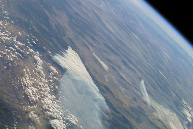 Study finds human-made aerosols exert strong influence on the geography of precipitation