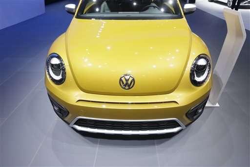 Swedish prosecutors launch Volkswagen emissions probe
