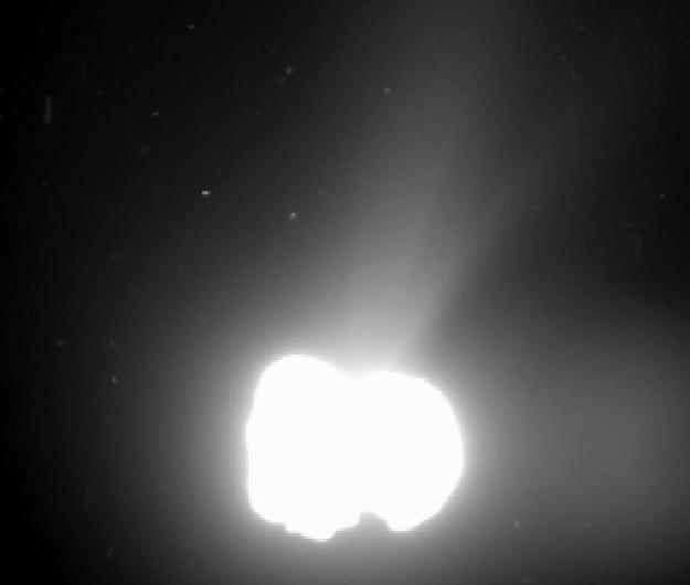 SwRI-led team identifies clathrate ices in comet 67P