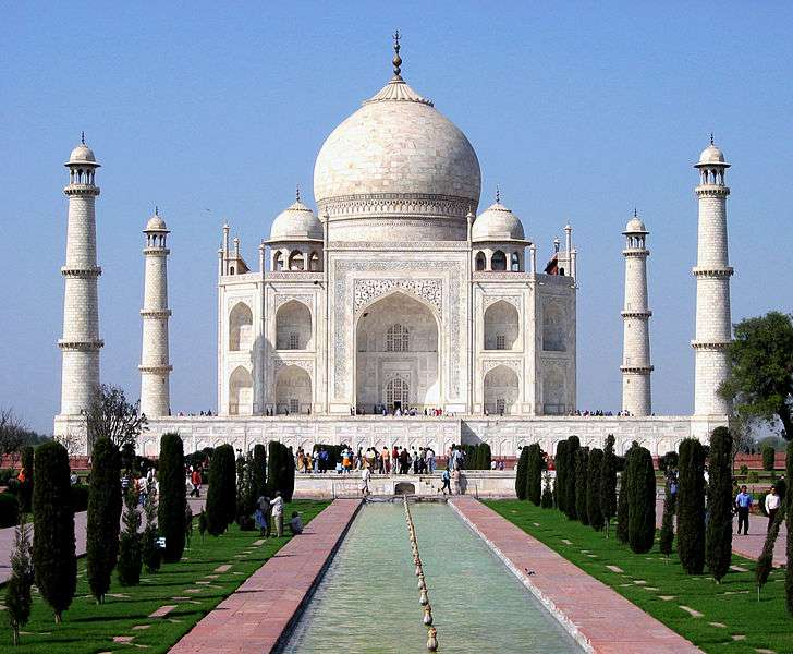 Taj Mahal study examines particulate problems in Agra
