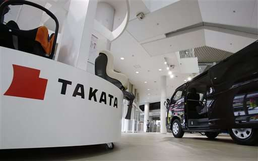 Takata panel finds problems with its quality processes