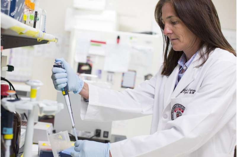 Targeted orphaned domain may lead to drug therapies