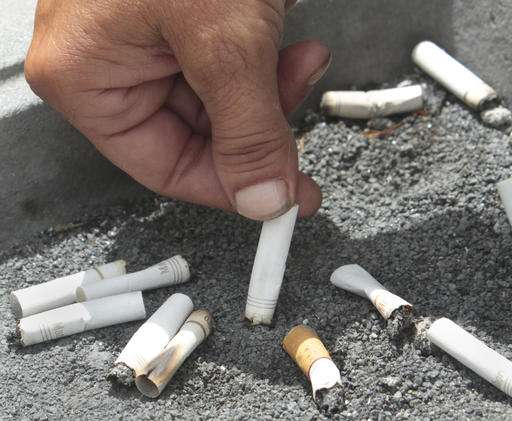 Tax measure could cause financial jolt to California smokers