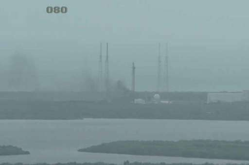 The blast at Cape Canaveral caused no injuries, just setbacks for private firm SpaceX