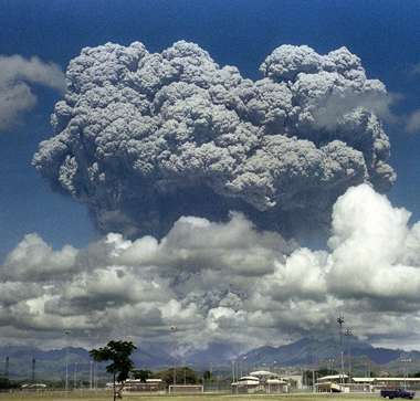 The climatic toll of volcanic eruptions