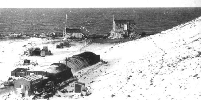 The day an American military base blew into the sea