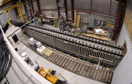 The Electromagnetic Railgun (EMRG) has long been a darling of the US Navy's research wing, along with other game-changing techno