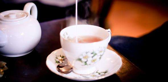 The history (and health claims) of the tea