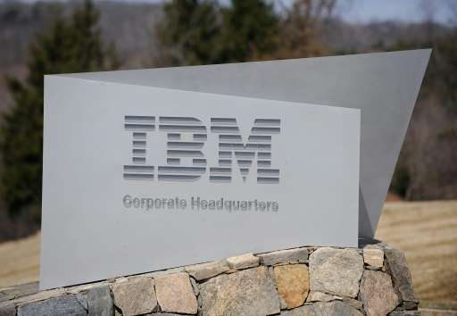 The IBM headquarters are based in Armonk, New York