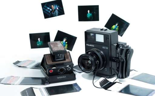 "The ""Polaroid"" instant photo makes a comeback"