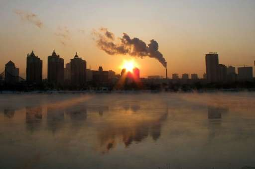 There is less time to reduce carbon emissions and stop global warming than once thought, a new study shows
