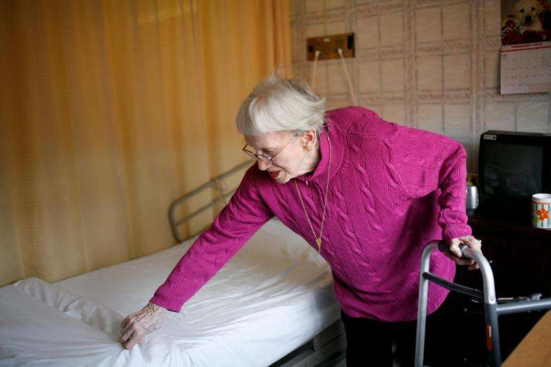 The right stuff? Hospital readmission penalties approaching for nursing home patients