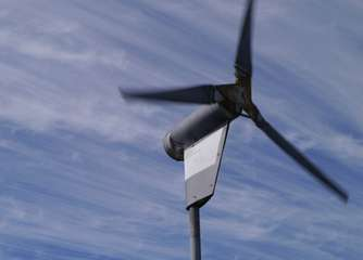 The small wind turbines you'll want in your back yard