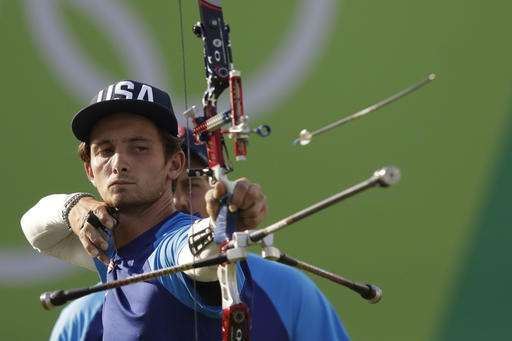 The straight story: Bow and arrow advances lift other sports