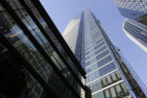 Tilting, sinking San Francisco high-rise raises alarm